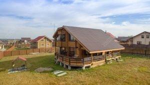 Деревянное домостроение 1
