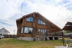 Деревянное домостроение 3