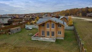 Деревянные дома из бруса 1